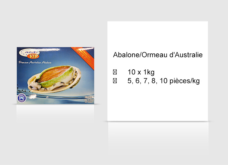 Abalone/Ormeau d'Australie