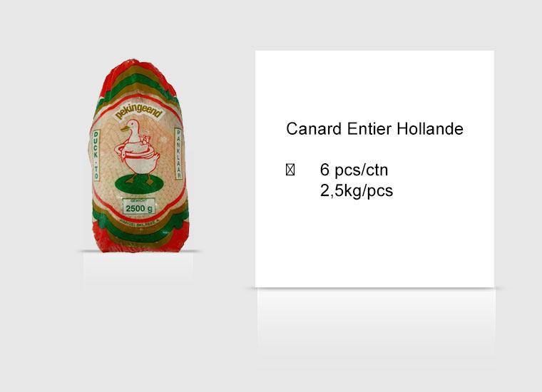 Canard Entier Hollande