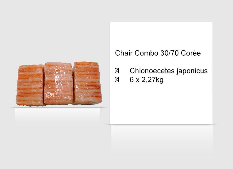 Chair Combo 30/70 Corée