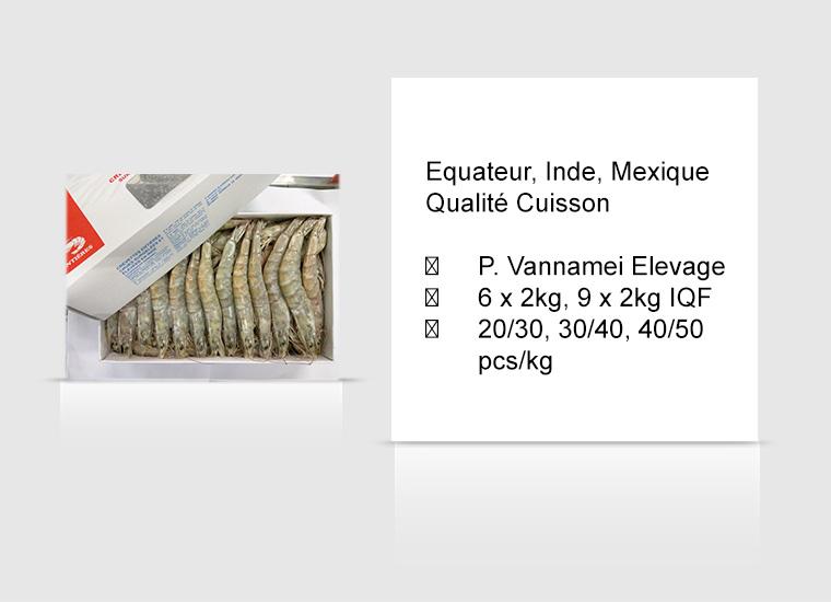 Equateur, Inde, Mexique Qualité Cuisson