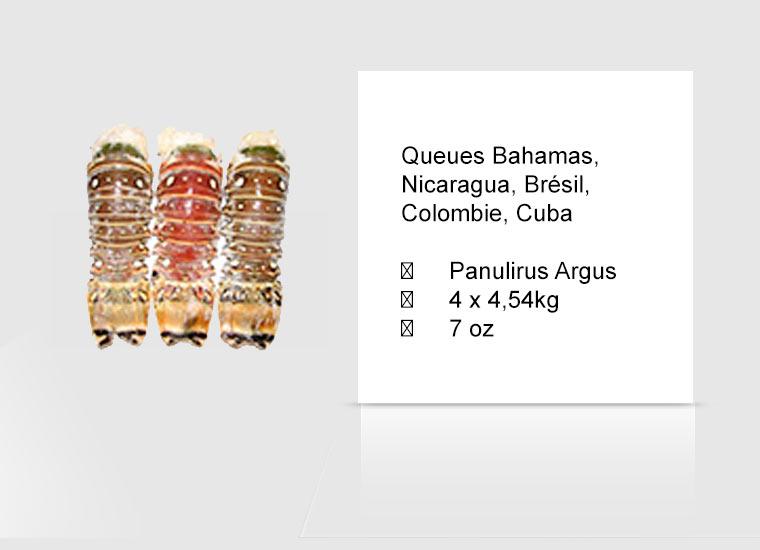 Queues Bahamas, Nicaragua, Brésil, Colombie, Cuba