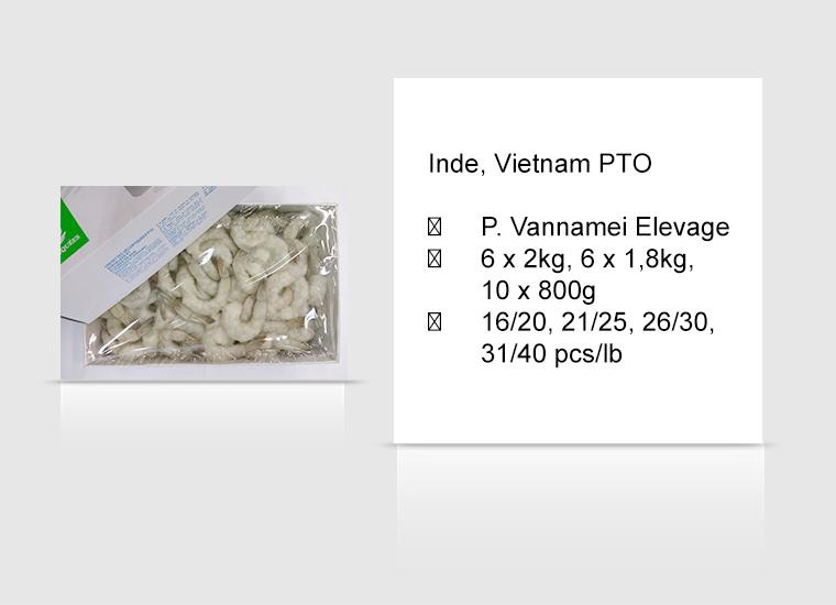 Inde, Vietnam PTO